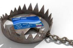 entrar em incumprimento de crédito