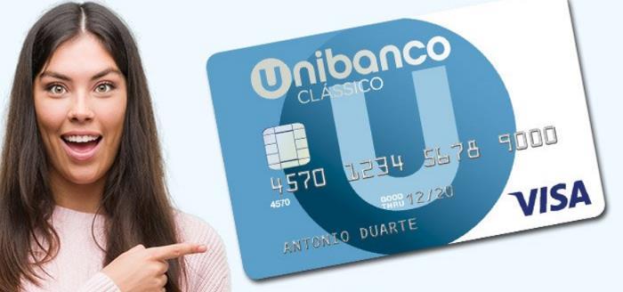 Gerir o Cartão Unibanco pelo Unibanco Connect